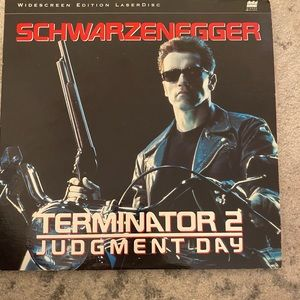 Great condition terminator vinyl